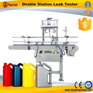 Double Station Pet Bottle Leak Tester pictures & photos