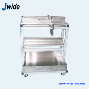 Aluminum Structured SMT Feeder Rack for YAMAHA, Juki, Samsung and FUJI Nxt pictures & photos
