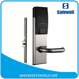Safewell High Quality Keyless Hotel Lock with RF5557 Card pictures & photos