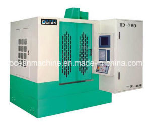 Metal Milling Machines with Famous Brand Lead Rail Diameter 32mm (HD760)