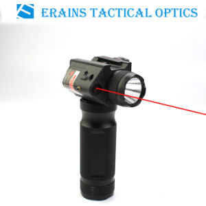 New Tactical Handgrip Red Laser Flashlight with Q5 250 Lumens LED Light pictures & photos