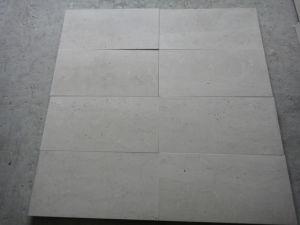 Popular Cream Beige Marble Tile, Onyx Marble Bathroom pictures & photos