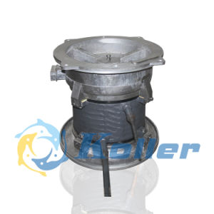 1000kg Flake Ice Evaporator Drum for Seafood Industry pictures & photos