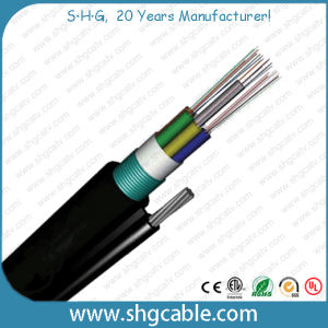 Figure 8 Multi Loose Tube Outdoor Fiber Optic Cable (GYTC8S) pictures & photos