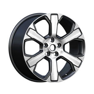 Thick Spokes Alloy Wheels in 20 Inch for Replica pictures & photos