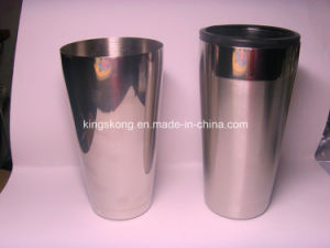 800ml+600ml Stainless Steel Boston Cocktail Shaker pictures & photos