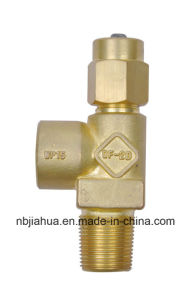 Qf-2D Oxygen Cylinder Valve Hot Sale pictures & photos