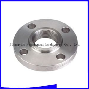 Stainless Steel DIN 100 Forging Flange pictures & photos
