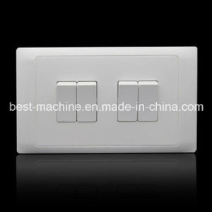 Customized and Reliable Plastic Electric Switch Socket Making Machine pictures & photos