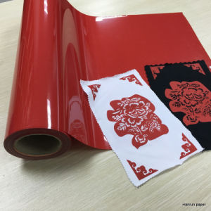 Self-Adhesive Reflex Heat Transfer Vinyl for T Shirt Printing pictures & photos