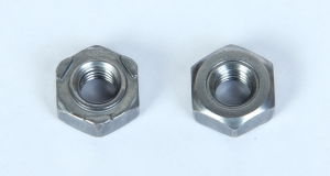 High Quality High Strenth Hexagon Weld Nut pictures & photos