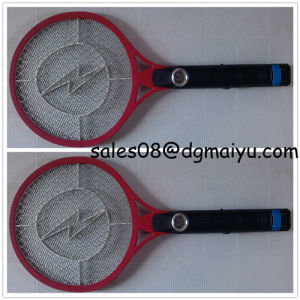 Rechargeable LED Electric Mosquito Killer Fly Swatter Zapper Bug Swatter Racket My-001b /LED pictures & photos
