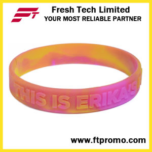 Professional OEM Sports Silicone Wristbands pictures & photos