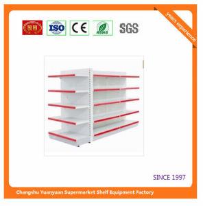 Metal Supermarket Shelf Store Fixture Display Shelf 08097 pictures & photos