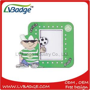 OEM Custom Baby Soft PVC Photo Frame pictures & photos