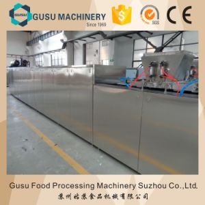 SGS Gusu Confectionery Chocolate Making Machine (QJJ175) pictures & photos