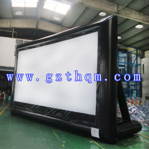 Advertising Film Inflatable Screen/Movie Screen pictures & photos