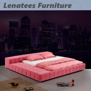 B09 Bedroom Furniture Contemporary Bed for Girl pictures & photos