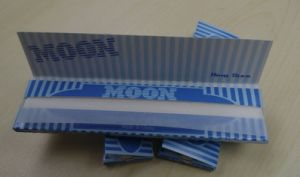 Moon Blue Long 14GSM Fine Embossed Paper pictures & photos