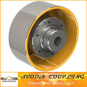 Elastic Pin Coupling with Brake Wheel pictures & photos