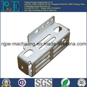 Custom High Demand Zinc Plating Steel Stamping Housing pictures & photos