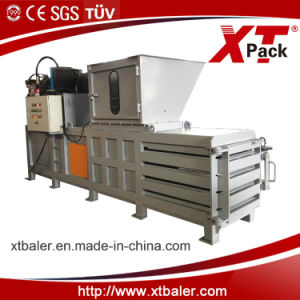 Semi-Automatic Baler Press for Pet Bottles