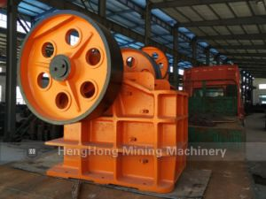 PE Series Rock Stone Jaw Crusher for Gold Mining pictures & photos