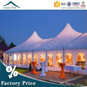 Hot Sale Durable Waterproof Mixed Marquee Outdoor Party Tent for 500 People pictures & photos