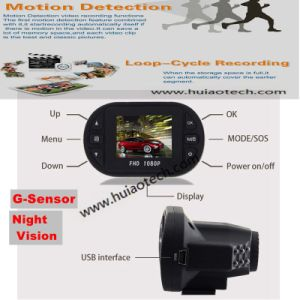Cheap Hot Sale FHD 1080P Car DVR with G-Sensor, Night Vision, 5.0mega Car Camera DVR-1501 pictures & photos