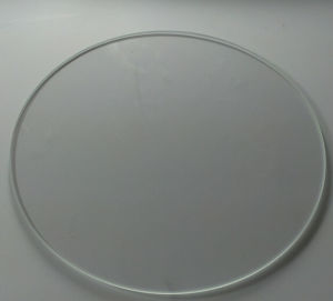 Rectangle Clear Borosilicate Fireproof Glass Sheet pictures & photos