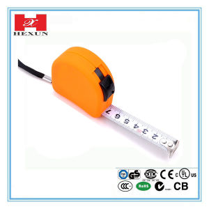 Mini Tape Measure with Hook, Measuring Tape, Steel Tape Measure pictures & photos