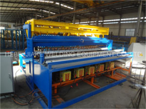 Automatic Building Steel Wire Fence Mesh Welding Machine pictures & photos