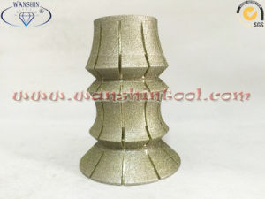 Electroplated Diamond Profiling Wheel for Marble pictures & photos