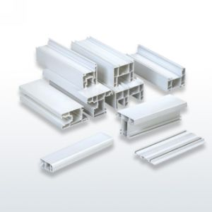 High Quality Good Price PVC Profiles Window and Door Plastic Profile pictures & photos