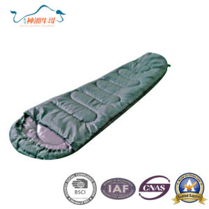 Warm and Soft Mummy Sleeping Bag Waterproof