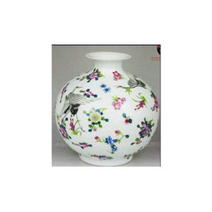 Chinese Porcelain Night Airglow Vase Lw603 pictures & photos