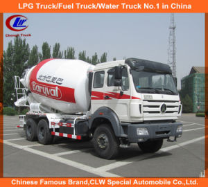 Heavy Duty HOWO Concrete Mixer Trucks 371HP for Sale pictures & photos