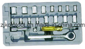 Hand Tools 5PCS Ratchet Tool Set Tool Suppliers pictures & photos