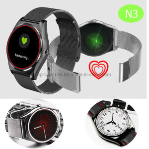 Newest Sport Bluetooth Smart Watch with Heart Rate Monitor N3 pictures & photos