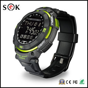 2016 Wholesale Manufacturer 3G Android Smart Watch Phone with 2MP HD Camera From Sek pictures & photos