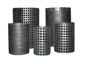 Super Quality Perforated Mesh Sheet pictures & photos