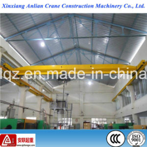 Workshop Crane 5t Single Girder Electric Hoist Overhead Crane pictures & photos