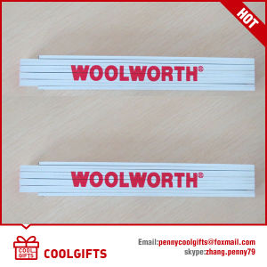 Promotional 200cm 10 Folds German Style Wooden Folding Ruler for Gift pictures & photos