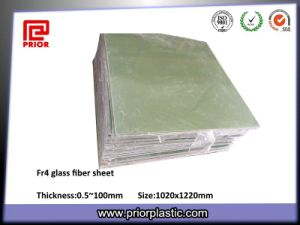 Fr4 Fiber Glass Sheet with No Layer Cracks pictures & photos