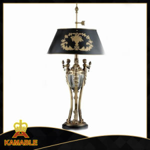 Graceful Brass Decoration Table Lamp (CT20200-2VBN_2) pictures & photos