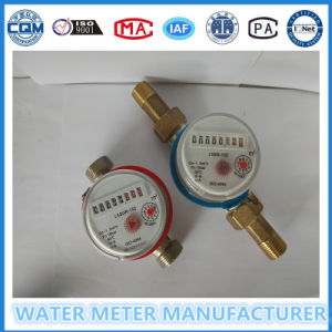 One Jet Single Water Flow Meter pictures & photos