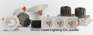 15W Recessed COB Ceiling LED Downlight (WD-4070A) pictures & photos