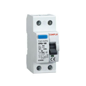 CFR3-100 Residual Current Circuit Breaker RCCB, ELCB pictures & photos