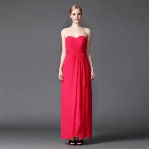 Ld0161 Women Dress Red Evening Dress Wedding Dress