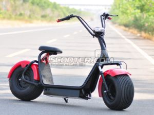 1000W, 800W 500W Li-Battery Disc Brake System Harley Electric Scooter pictures & photos